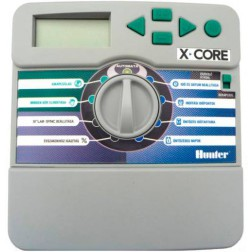 Programmatore di comando Hunter X-Core da 4 zone indoor