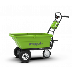 Carriola Elettrica Greenworks G40GC
