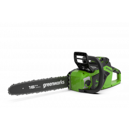 Motosega A Batteria Greenworks GD40CS18K2